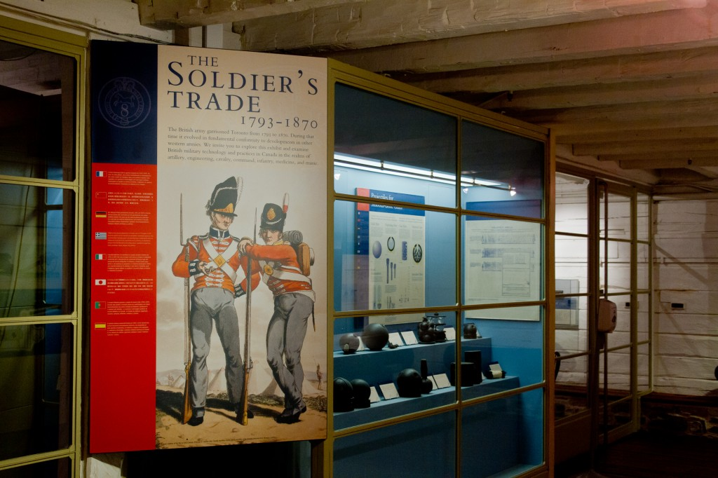 The Soldier's Trade