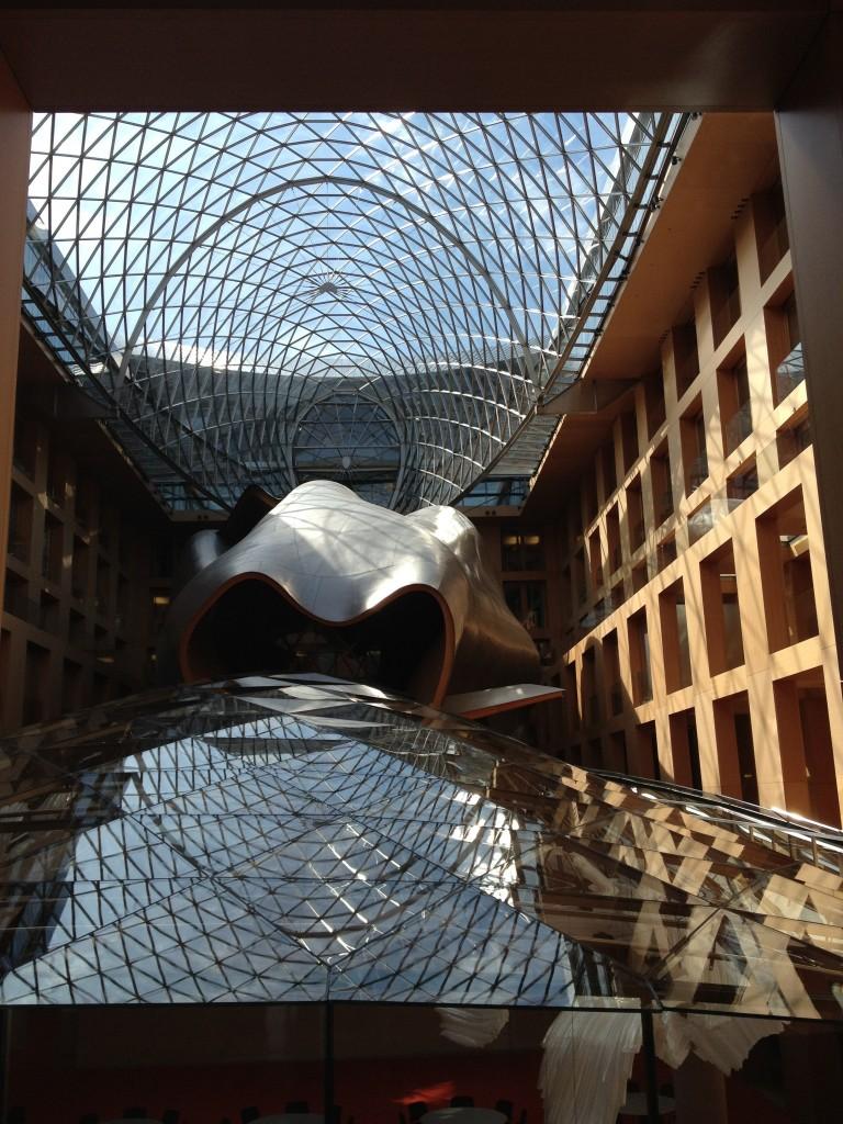 Frank Gehry in Berlin