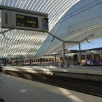 Liege Train Station