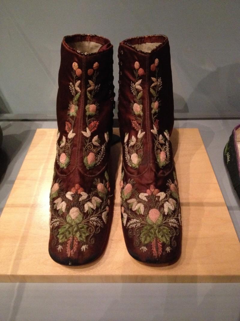 Fashion Victims Bata Shoe Museum